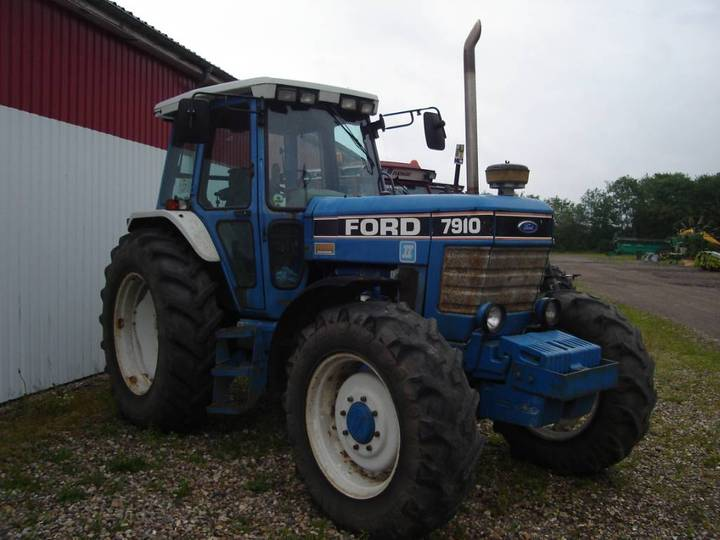 Ford 7910 - 1988