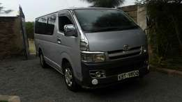 Clean as new Toyota Hiace 7L auto diesel
