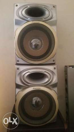 Pioneer - 8 inch - Bass Speakers - Samartaudio