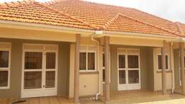Elegant double unit 4 rent in Naalya at 500000