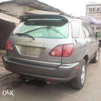 Fresh Tokunbo LEXUS RX300 (Lagos cleared) #2.150m