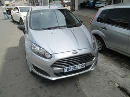 2013 ford fiesta 1.4 in excellent condition.