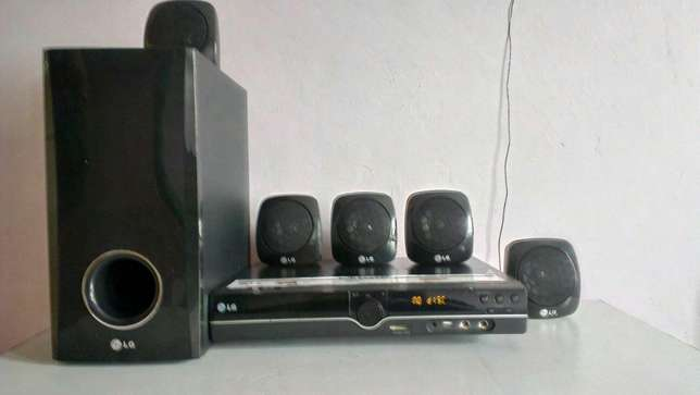 LG HT357SD 5.1 DVD Home Theatre System Lower Kabete - image 2