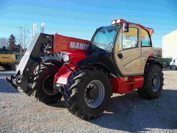 Manitou Mlt960 - 2015