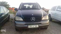Mercedes Benz, 2001 Model, Manual, ML 230