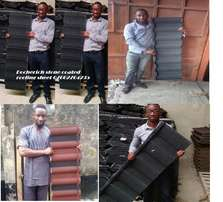 New prices for stone coated roofing sheet from docherich roofing sheet