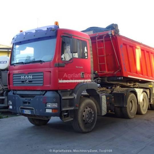MAN TGA 33 460 FDS - 2004