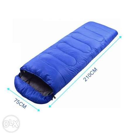 sleeping bag-sac a couchage