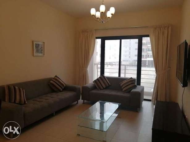 Elegant 2 BR FF Apartment+ Balcony in New Hidd For Rent