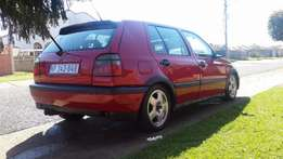 Golf 3 VR6 For Sale R 23000
