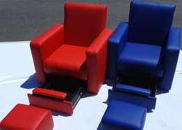 Massage beds / Manicure tables / Pedicure chairs / Trolleys