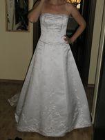 6a0785c73e11 suknia ślubna rozmiar 38 Aspera Sweden by Alicja Eklow