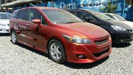 Super clean Gold Honda stream RSZ (MUGEN) 2009.Buy on hire-purchase!