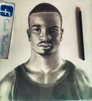 For the Best Pencil Portraits