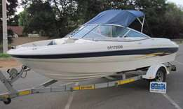 2001 Bayliner 190 with 5.0L V8 Mercruiser with Alpha 1 Gearbox