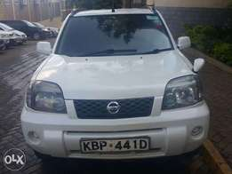 Nissan extrail super clean in mint Condition