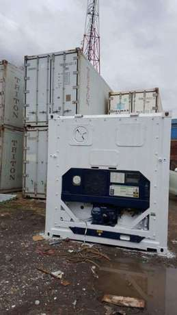 Dry containers and refrigerated containers(reefers) Industrial Area - image 4