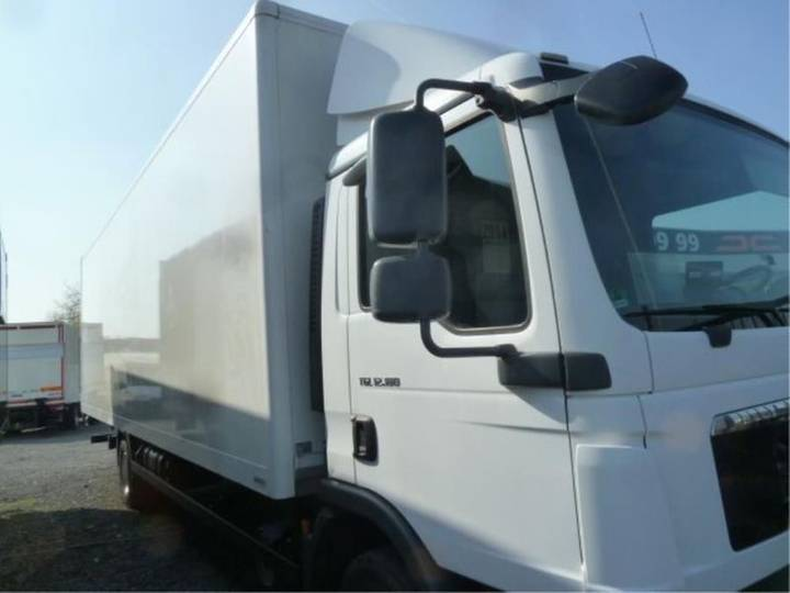 MAN TGL 12.180 koffer/lift/trekhaak/euro5 - 2009