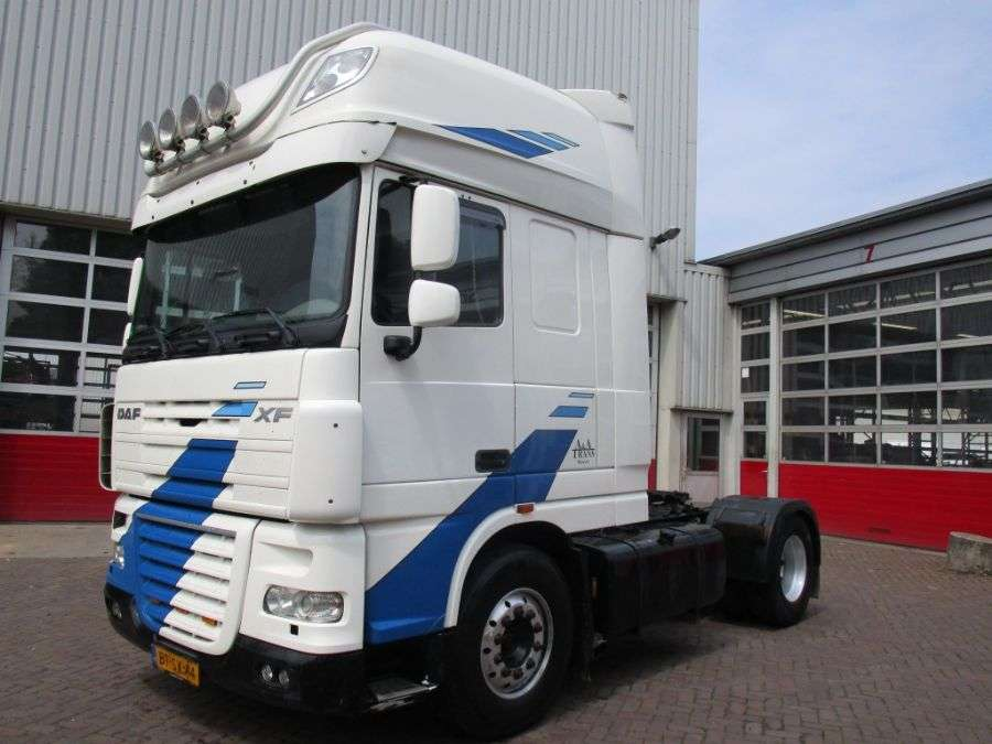DAF Ft Xf 105.460 Euro 5 - 2008