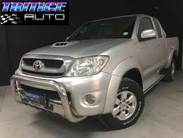 2011 Toyota Hilux 3.0 Raider Extended Cab