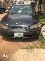 Toyota Camry registered