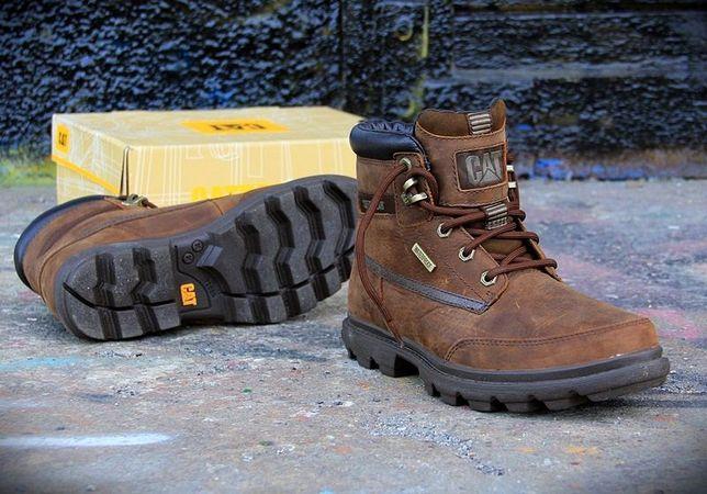 tak tanio style mody konkretna oferta Caterpillar ZANE P719113 Workery 40-41 wodoodporne buty ...