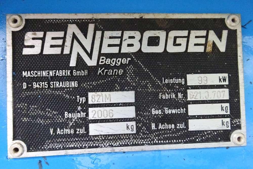 Sennebogen 821M Materialhandler - 2006 - image 22