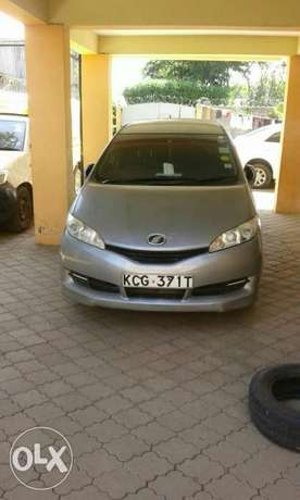 Toyota wish new shape on sale Nakuru East - image 3