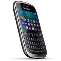 Blackberry Curve 7 - Black + Free Charger Black (Used)