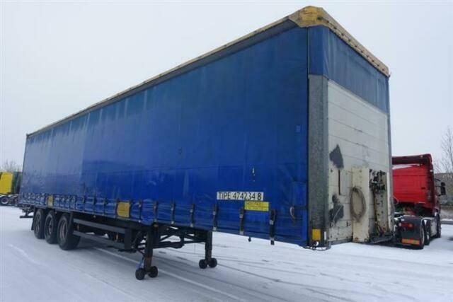 Schmitz Cargobull S01 TUV 01/2020 - 2006