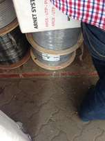 Siemon cat6A 10g cable drum twisted pair