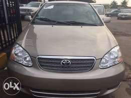 2003 Toks Gold Toyota Corolla LE for sale