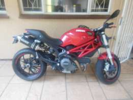 2012 Ducati Monster urgent having baby