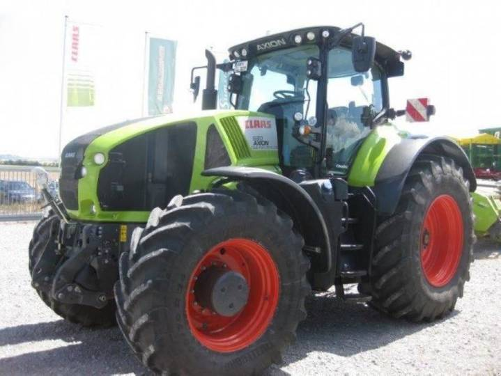 Claas axion 930 cmatic - 2017
