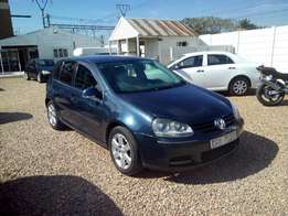 Golf 5 1.6 Tiptronic with full service history