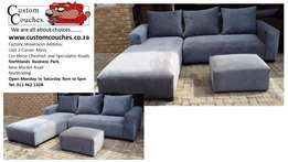 Custom Couches: The Kati Shape R5000 ON SPECIAL FOR MARCH!