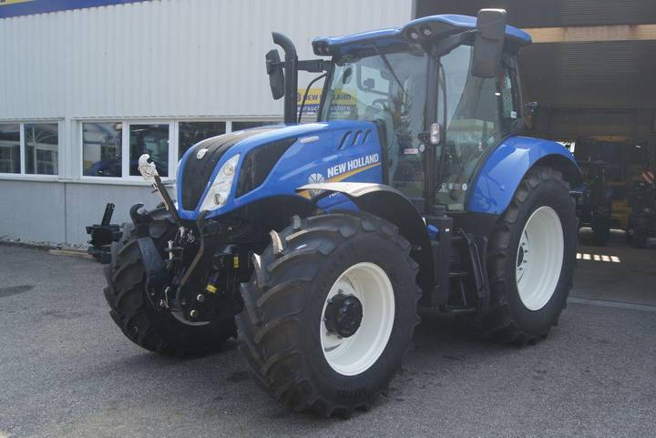 New Holland T6.175 Deluxe - 2018
