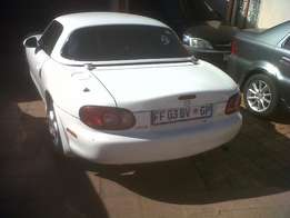 Mazda MX5 2001 In Very Good Condition