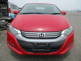 Honda insight hybrid brand new car