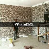 Professional wallpaper dealer. Book us this yuletide season