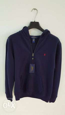 Ralph Lauren Sweater with Hoodie
