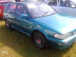 Toyota Conquest 130 Sport GTE With Alarm