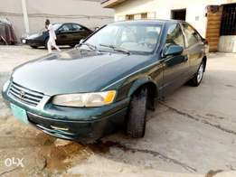 ADORABLE MOTORS: A clean, well used Toyota Camry