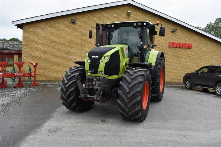 Claas Axion 830 Cebis - 2014