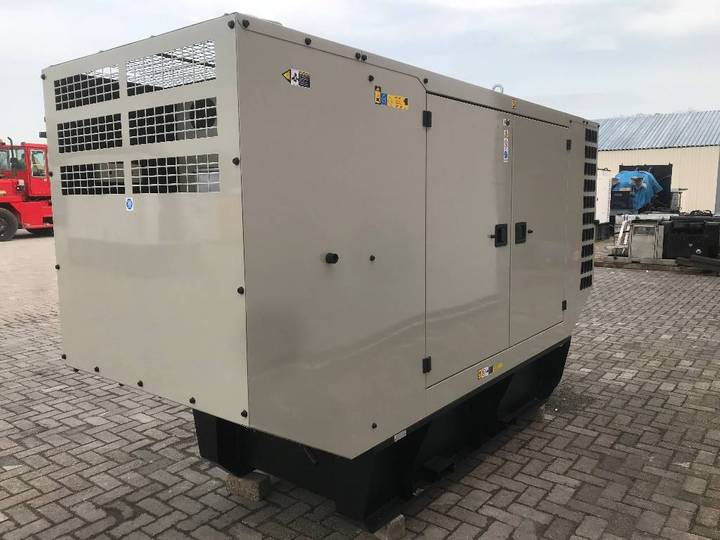 Doosan P086TI-1 - 185 kVA Generator - DPX-15549.1 - 2019 - image 4
