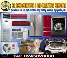 Refridgeration and Air-Condion services
