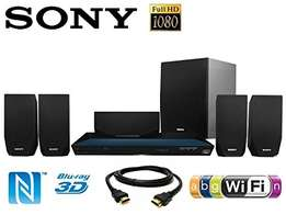 Sony Home Theatre BDV-E3100, 1000 watts, inbuilt Wi-Fi. 2yrs Warranty