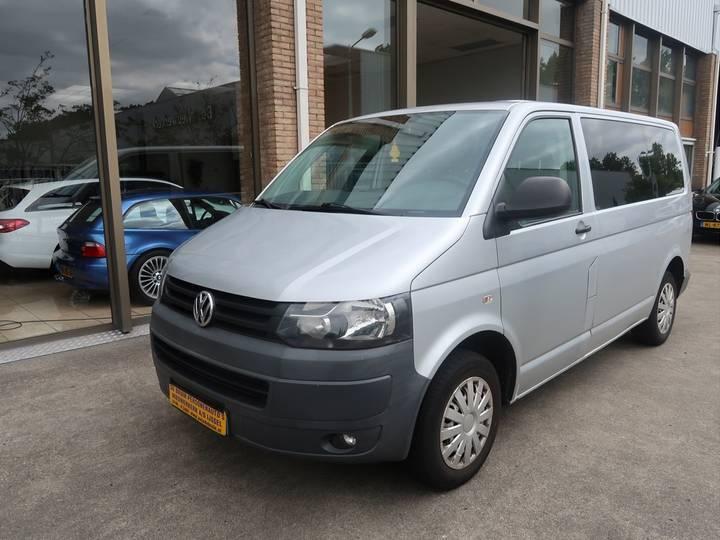 Volkswagen Transporter Kombi 2.0 i 85Kw /116PK Aardgas CNG Airco Tre... - 2011