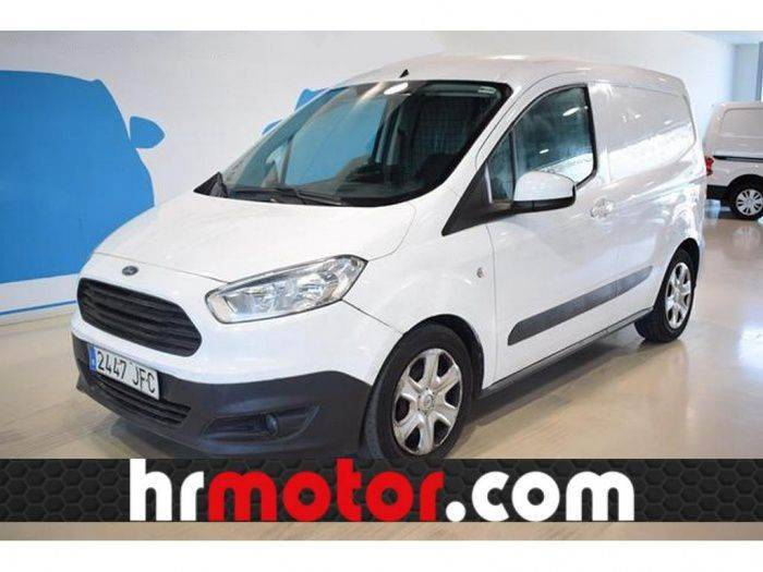 Ford Transit Courier Van 1.5tdci Trend 75 - 2015