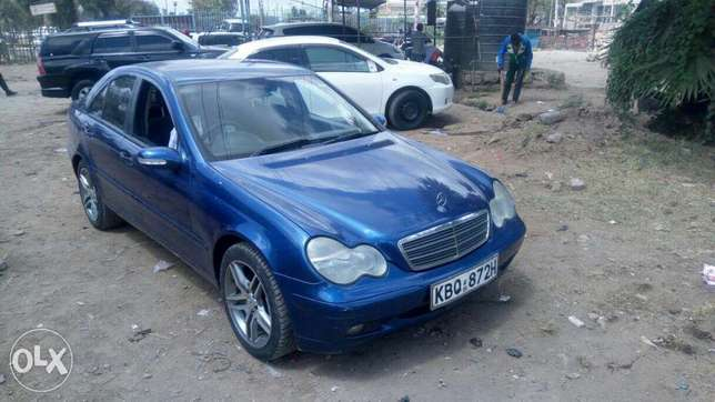 Mercedes Benz C 180 Kompressor ,extremely clean. Buy and drive Embakasi - image 1